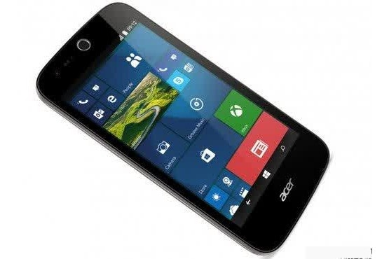 Harga Acer Liquid Z320, Hp Android lollipop entry Level