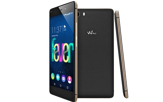 Harga Wiko Fever, Android Lollipop RAM 3 GB LAyar 5.2 inchi