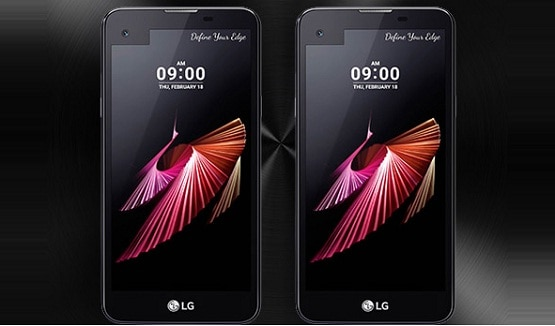 Harga LG X Screen, Hp Android 4G LTE Dual Layar RAM 2 GB
