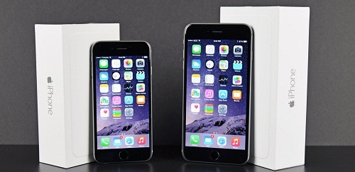 Beda iPhone 6 vs iPhone 6 Plus, Spesifikasi Harga
