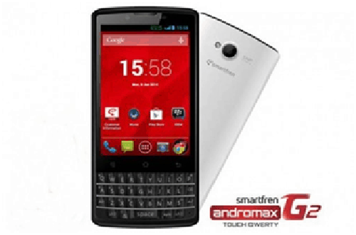 Smartfren Andromax G2 Qwerty