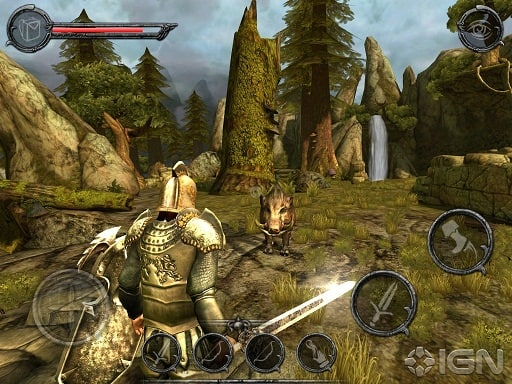 Game RPG Android Terbaik dan Paling Menantang Game Revensword Shadowlands 3d RPG
