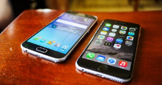 Adu iPhone 6s vs Galaxy S6, Segi Hardware dan konektifitas