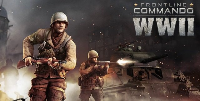 Game Action iPhone Terbaik dan Full Action, Frontline Commando WW2