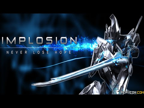 Game Action iPhone Terbaik dan Paling Mantab, Implosion Never Lose Hope