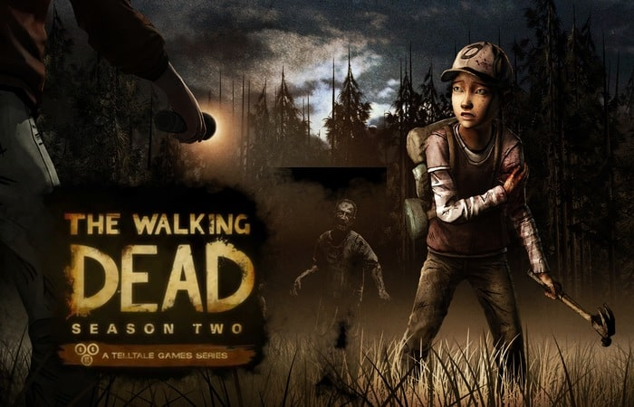 Game Zombie IPhone Terbaik dan Terlaris, Walking Dead The Game
