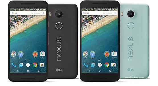Harga LG Nexus 5X, Android Marshmallow Kamera 12 MP