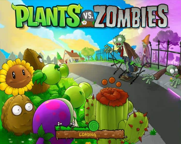 Game Zombie IPhone Terbaik dan Terlaris, Plants vs Zombies