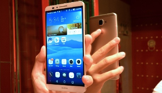 Harga Huawei Honor 7, Kamera 20 MP Layar Full HD