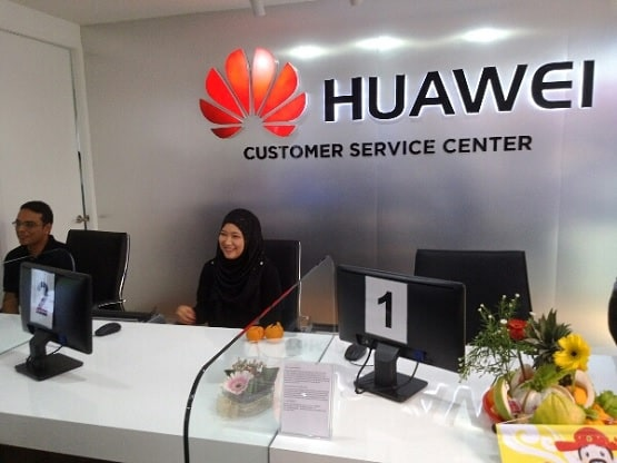 Alamat Service Center Huawei Mobile di Seluruh Indonesia