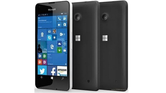 Harga Microsoft Lumia 550, Hp Windows 10
