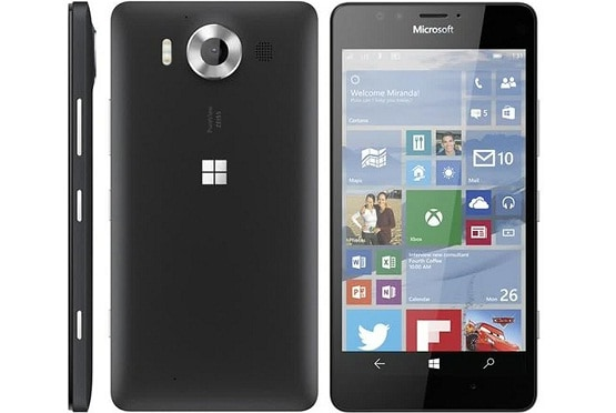 Harga Microsoft Lumia 950, Hp Windows 10 Kamera 20 MP