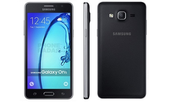 Harga Samsung Galaxy On5, Hp 4G LTE Kamera 8MP