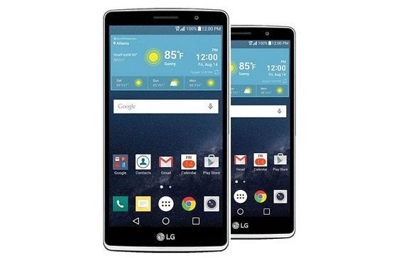 Harga LG G Vista 2, Andorid Lollipop Kamera 13 MP Layar 5.7 inchi