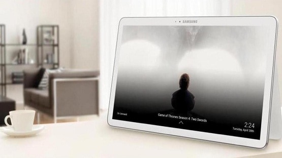 Harga Samsung Galaxy View, Tablet Jumbo 18.4 inch Speck Octa Core
