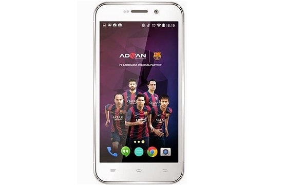 Harga Advan Barca i5A, Hp Android Lollipop CPU Octa Core