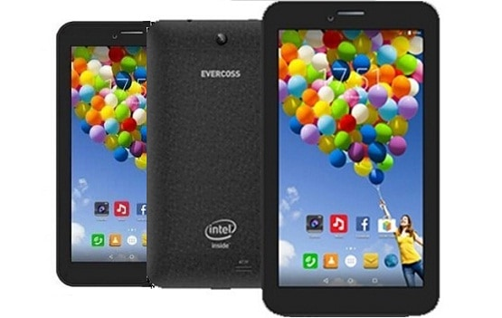 Harga Evercoss Winner Tab S3, Tablet Android 4G LTE Layar 7 inchi Chipset Intel Atom