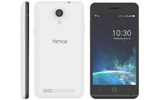 Harga Himax Aura Y11, Hp Android Lollipop Prosesor Quad Core 1.2 GHz