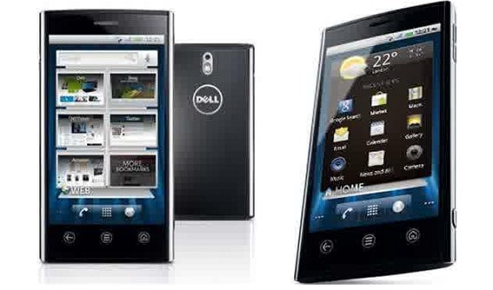 Harga HP Dell, Venue