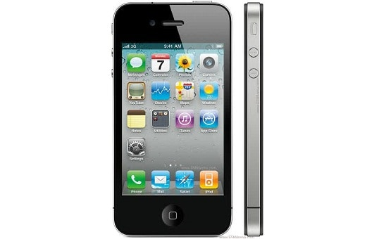 Hp Apple iPhone Terbaik Dibawah 5 Juta, Apple iPhone 4 ,