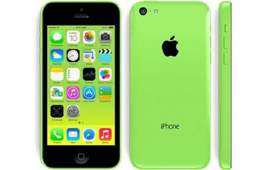 Hp Apple iPhone Terbaik Dibawah 5 Juta, Apple iPhone 5C,