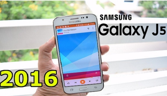 Harga Samsung Galaxy J5 2016, Hp Android Layar Super AMOLED 5.2 inci