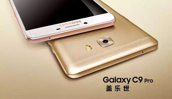 Harga Samsung Galaxy C9 Pro, Hp RAM 6 GB Kamera 16 MP