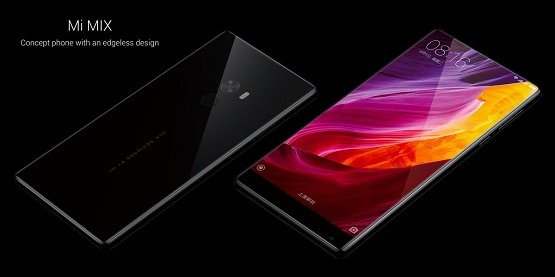 Samsung Galaxy A9 Pro vs Xiaomi Mi Mix