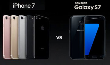 iPhone 7 vs Samsung Galaxy S7, Pilih yang Mana?