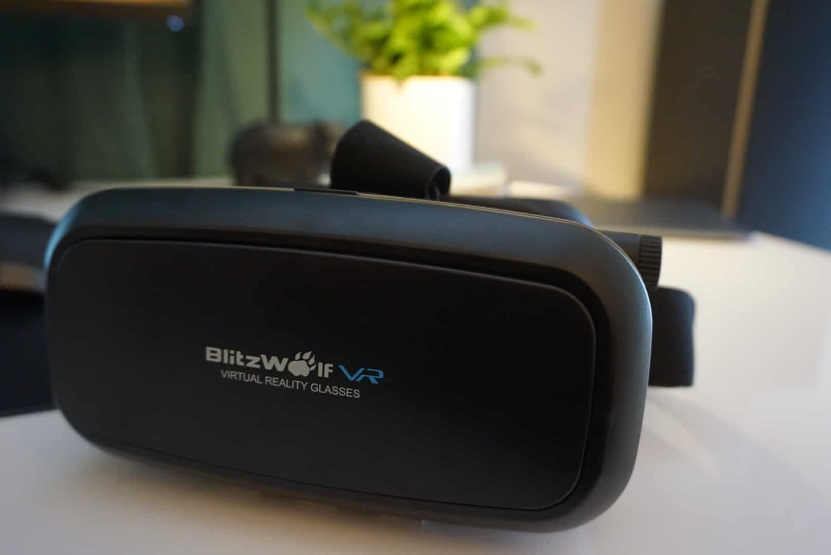 Review Blitzwolf VR