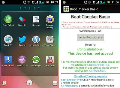root hp samsung