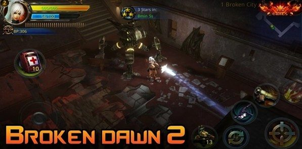 Game Broken Dawn II