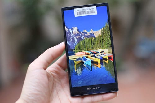 Review harga spesifikasi Sharp Aquos Zeta SH-01g