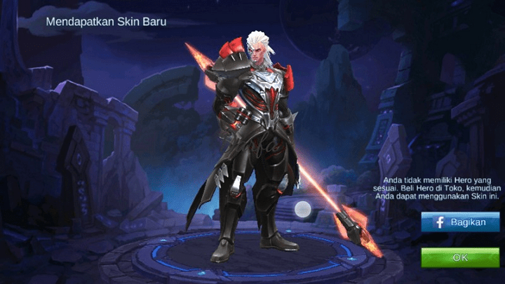 Fungsi Skin Mobile Legend