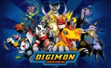 Game Anime Android Digimon Heroes