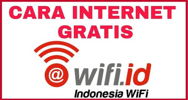 Cara Internet Gratis Wifi ID Gratis Unlimited