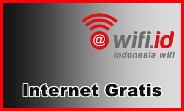 Cara Login Wifi ID Gratis Unlimited