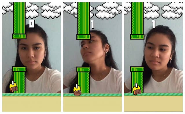 cara main flappy bird di instagram android